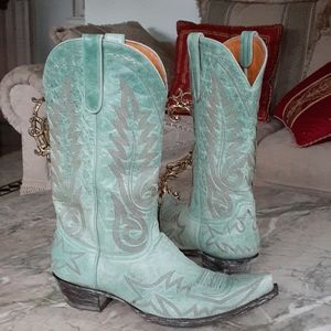 Old Gringo western boots